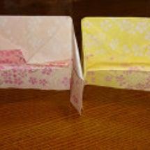 折り紙ビアノ