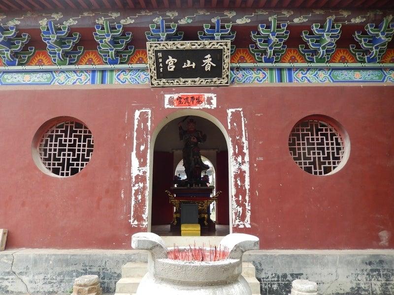 洪湖 香山宮
