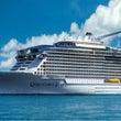 世界最大級の豪華客船…
