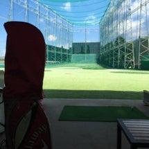 久々のゴルフ*