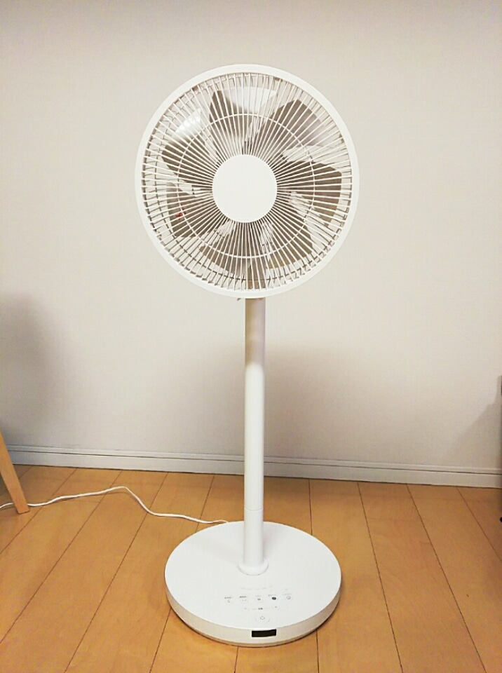 無印良品 DC扇風機