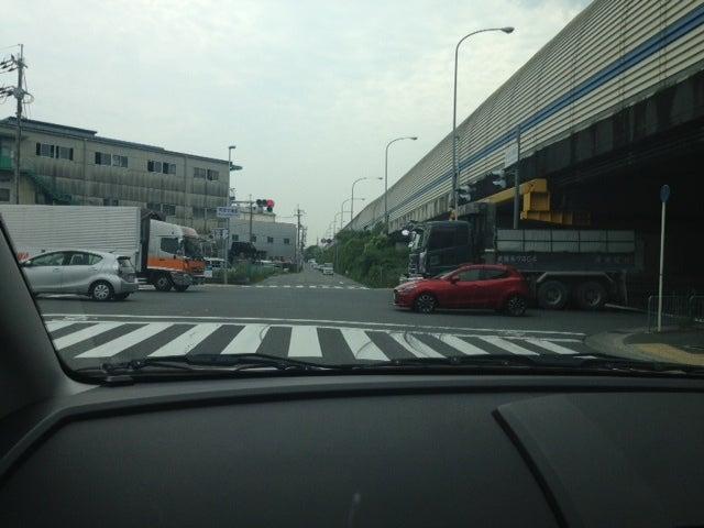 茨木市耳原にて 北大阪ペーパードライバー