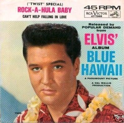 「Rock-A-Hula Baby」