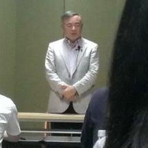 中山成彬先生の講演会