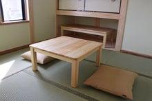 サイズオーダーひのきテーブル