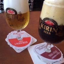 キリンシティでビール…