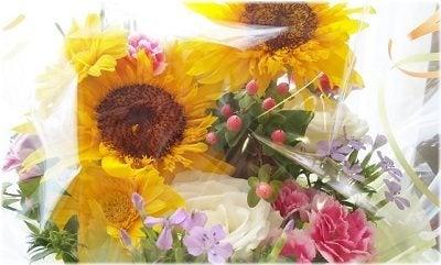 20160615加賀美さんからのお花