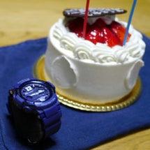 奥さんへの誕生日プレ…