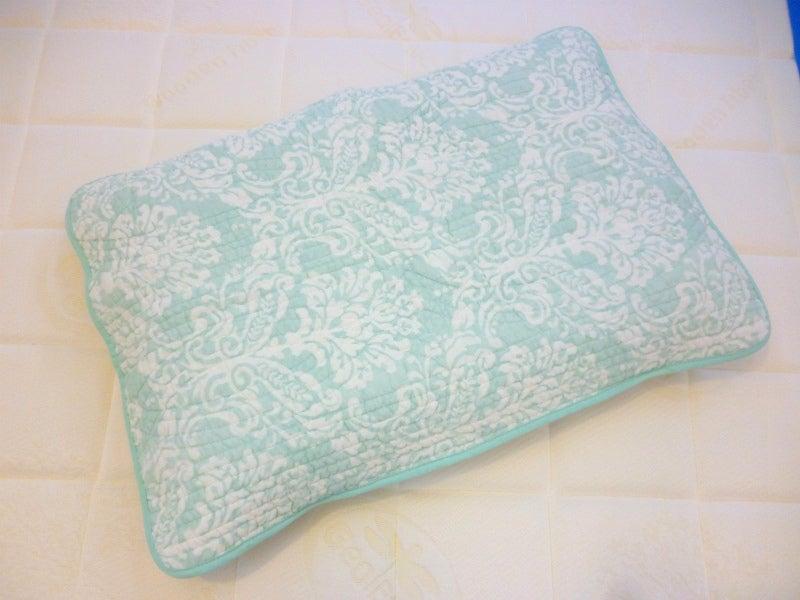 脱脂綿枕パッド1