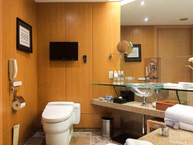 Grand Hyatt Fukuoka executive suite twin 20166 6