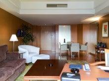 Grand Hyatt Fukuoka executive suite twin 20166 3