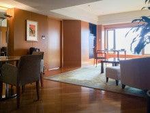 Grand Hyatt Fukuoka executive suite twin 20166 1