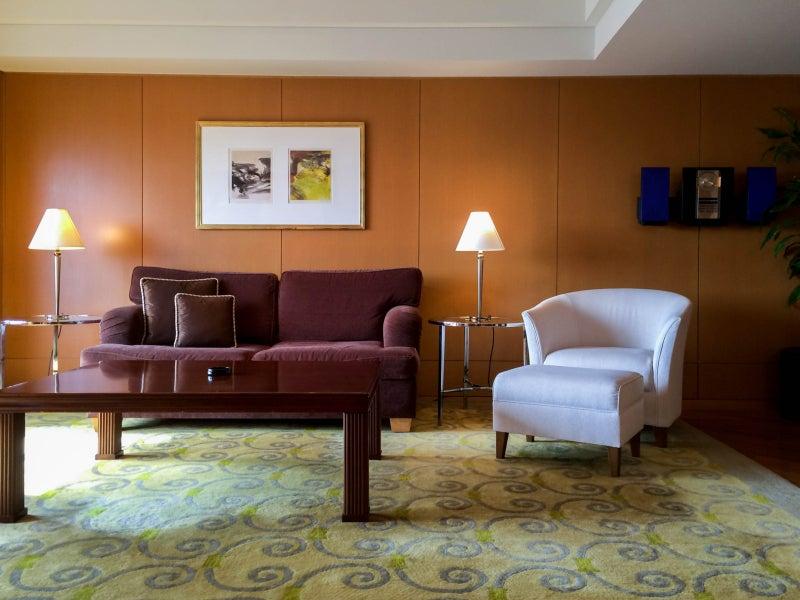 Grand Hyatt Fukuoka executive suite twin 20166 2
