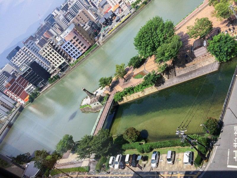Grand Hyatt Fukuoka executive suite twin 2016610