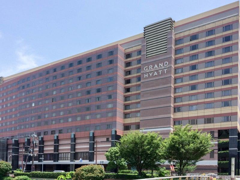 Grand Hyatt Fukuoka executive suite twin 2016613