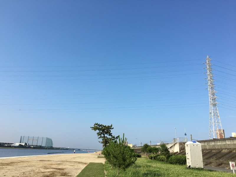 2青空快晴