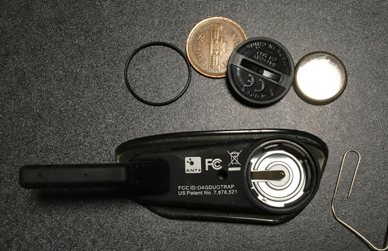 4電池をはずした全体図