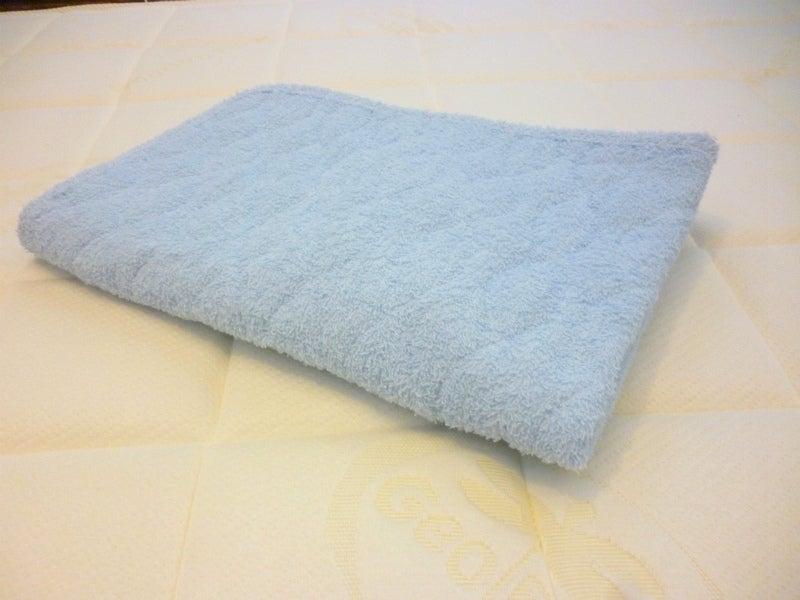 綿パイル枕パッド1
