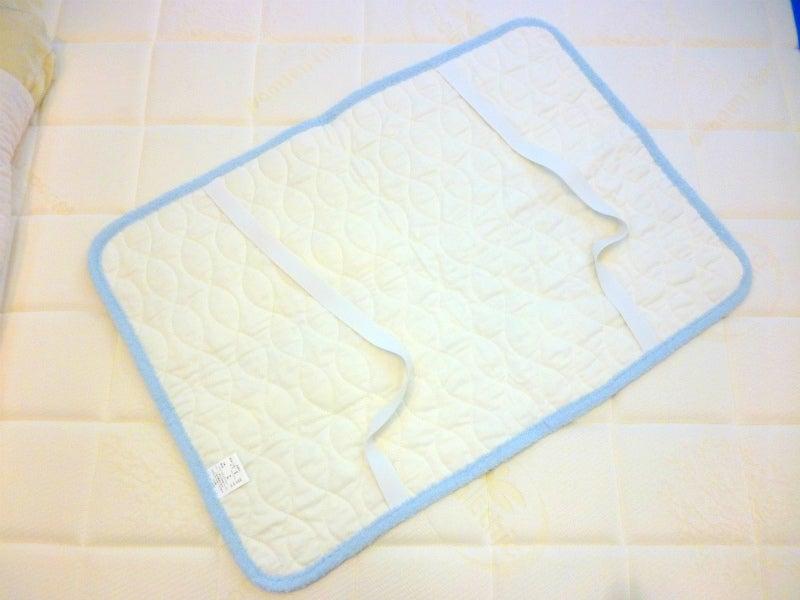 綿パイル枕パッド4