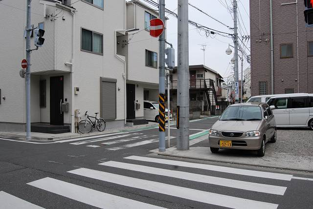 2薫の通学路