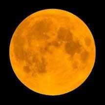 2度目の射手座の満月…