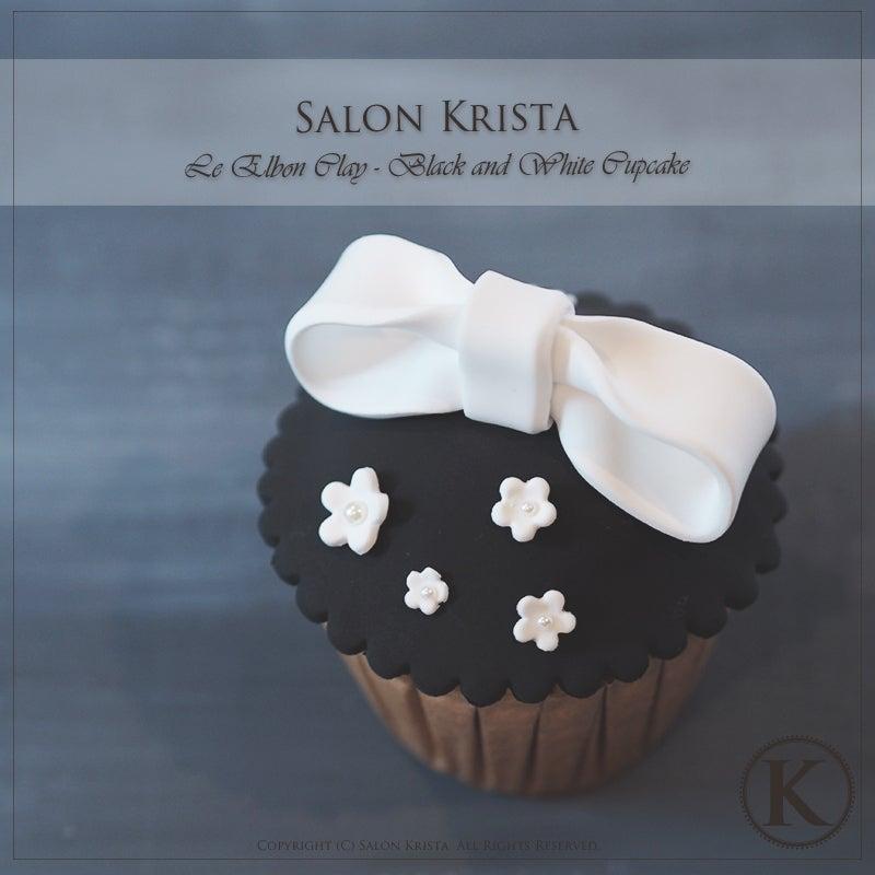 Le Elbonデザインクラスカップケーキ
