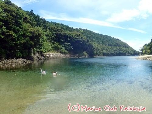 屋久島 川