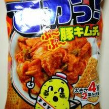 バーベQ 豚キムチ