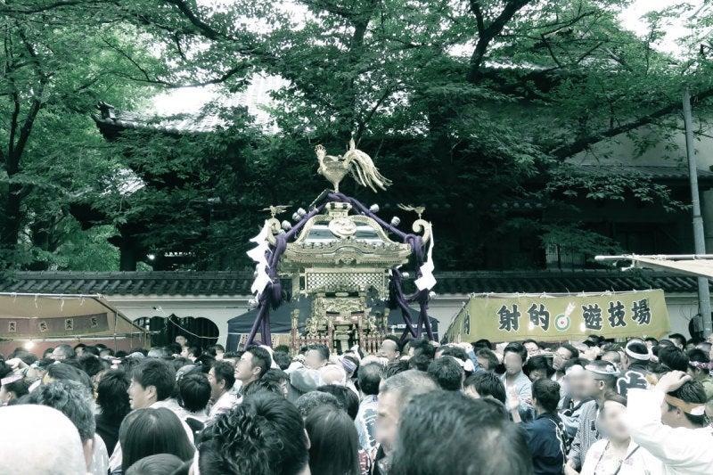 2016矢先神社例大祭 松葉町