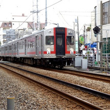 多摩川駅を歩く(戦後…