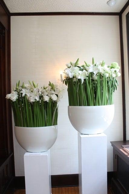 花と器のハーモニー