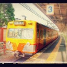 懐かしの電車(´∇`…