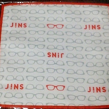 JINSでメガネのリ…