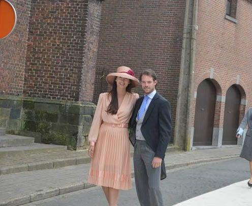 Prince Felix and Princess Claire