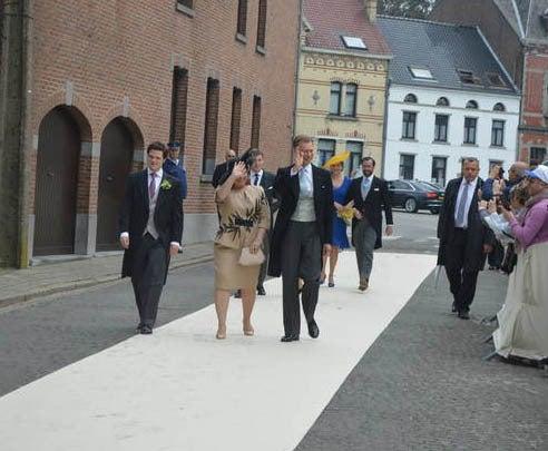 Duke and Duchess of Luxembourg