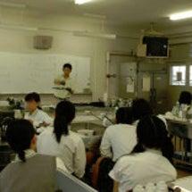 亀山高校でお茶の淹れ…