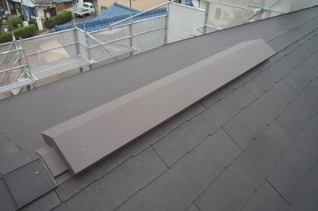 屋根 棟換気金物