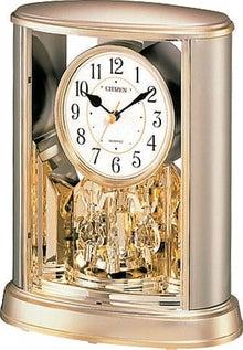 シチズン置時計「サルーン」4SG724-018