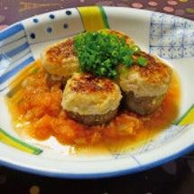 茄子とひき肉をキムチ…