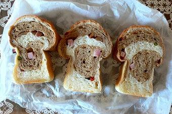 パン教室 天然酵母