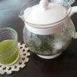 氷水だし緑茶♪