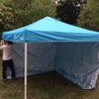もうすぐ夏。テント買…