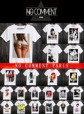 NO COMMENT PARIS (ノーコメントパリ)