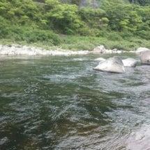 6月22日益田川【そ…