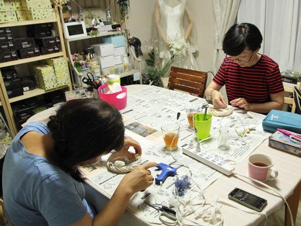 プリザーブドフラワー教室 千葉県 佐倉市 リース
