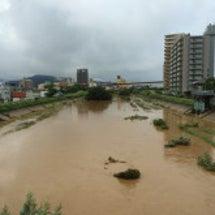 広島は大雨です‼︎