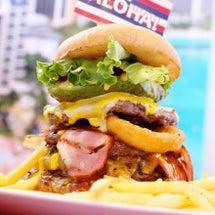 ハワイのハンバーガー…