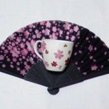 桜吹雪用コップ