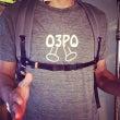「O3PO」Tシャツ…