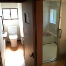 便所・浴室改修 完成…